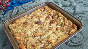 cornbread dressing recipe, thanksgiving