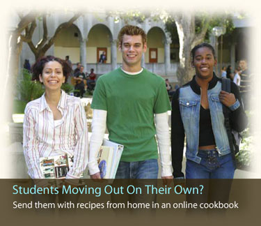 Cookbook for College Students