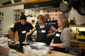 cooking class, healthy recipes, cooking with friends, online cookbook, dish dish