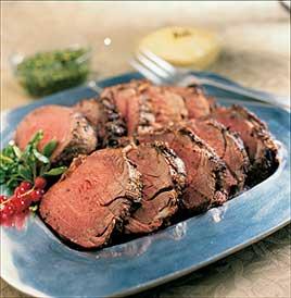 beef tenderloin recipe, easy beef recipe, holiday