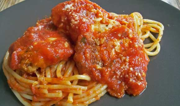 chicken parmesan, chicken tenderloins with pasta, cooking Italian, home cooking, healthy family recipes
