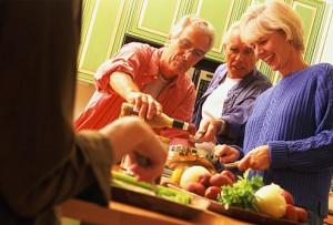 supper club, dinner club, dinner with friends, eating with friends, cooking with friends, saving recipes, sharing recipes, gourmet club,
