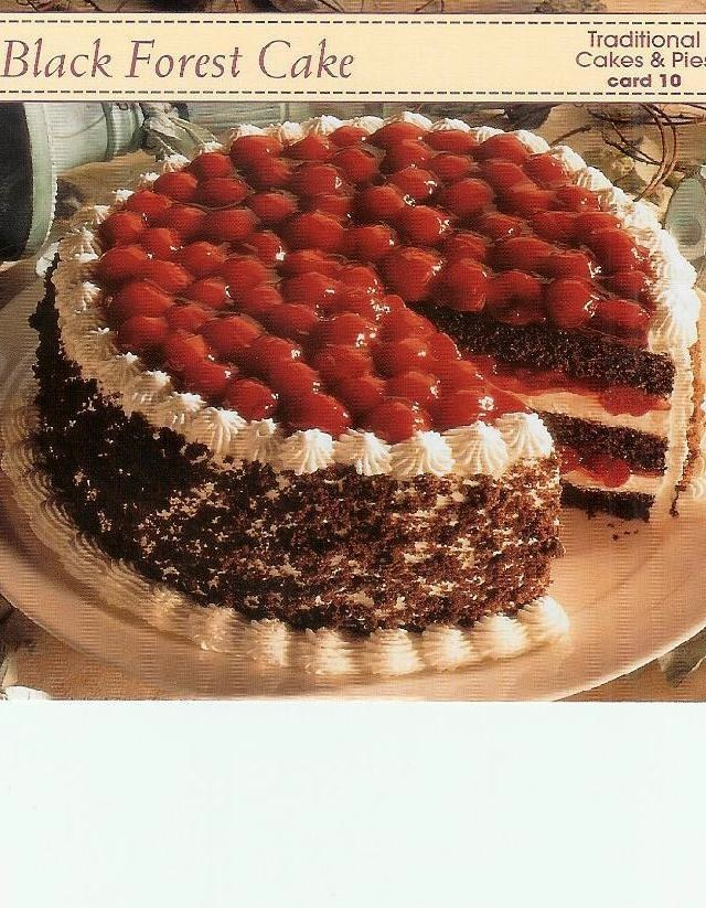 Black Forest Cake Tell a Friend
