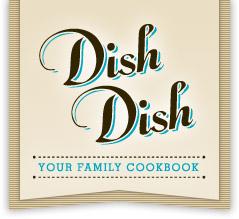 online cookbook logo