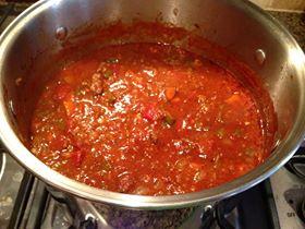 bacon bison chili recipe, amazing chili recipes