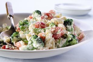 farmers market pasta salad | pasta recipes