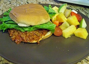 sloppy joes, dinner ideas, dinner recipes, crockpot recipe