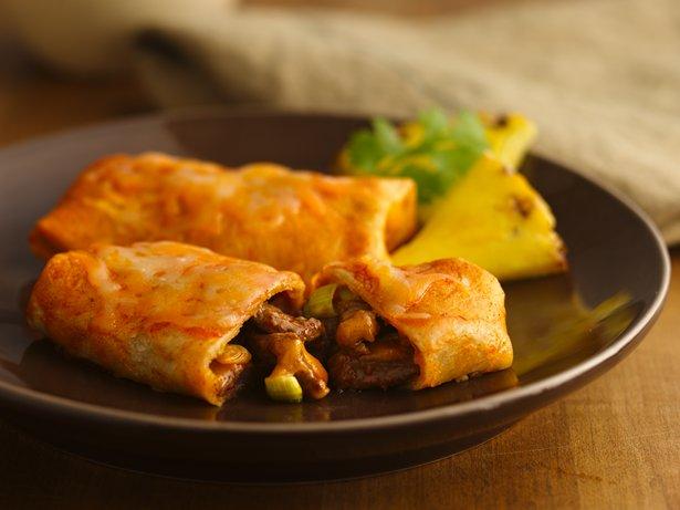 steak burritos, steak recipes, burrito recipes, family recipes with dish dish
