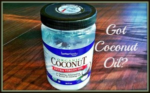 unrefined organic coconut oil, cooking with coconut oil, coconut recipes, online cookbook, dish dish, dishdish