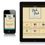 Dish Dish online cookbook app, recipe organizer app, grocery shopping list