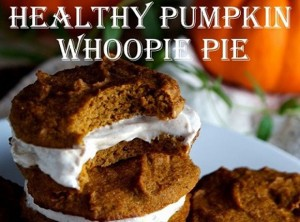 Healthy Pumpkin Whoopie Pie Recipe | Healthy Recipes | DishDish