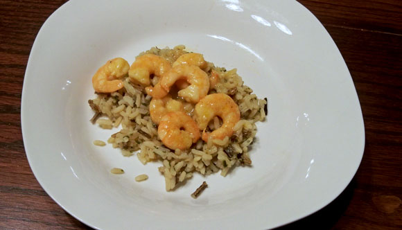 garlic shrimp with rice, seafood recipes, hawaiian recipes, shrimp recipes, online cookbook