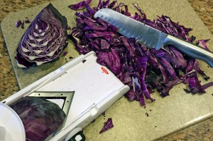 red cabbage, purple cabbage, shredded cabbage, chopped cabbage, cabbage recipes, healthy recipes, online recipe organizer app