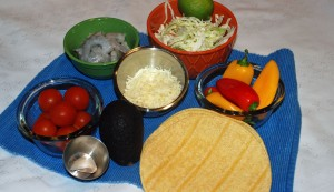 mexican recipes, peppers, cheese, avocado, tortillas, shrimp, cabbage, tomatoes, online cookbook