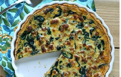 chorizo quiche, healthy recipe, egg recipe, breakfast