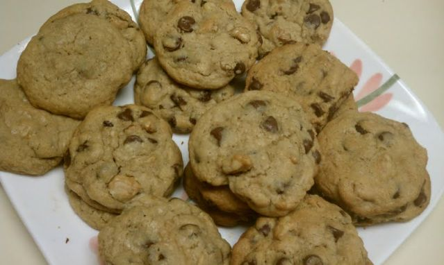 double tree hotel chocolate chip cookies recipe