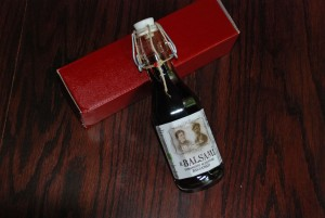 San Polo Modano Italy Balsamic Vinegar Condiment