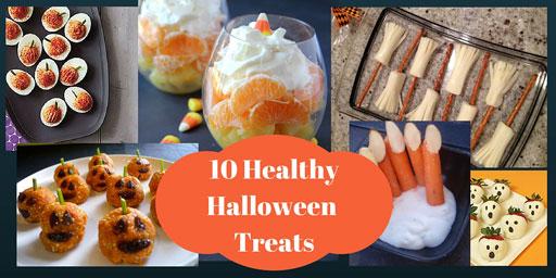 10 healthy halloween treats recipe roundup, healthy recipes