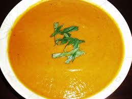 pumpkin and tomato soup, soup recipes | DishDish