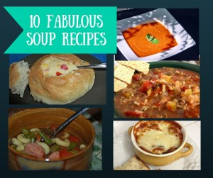 10 fabulous soup recipes