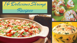 14 delicious shrimp recipes, seafood recipes