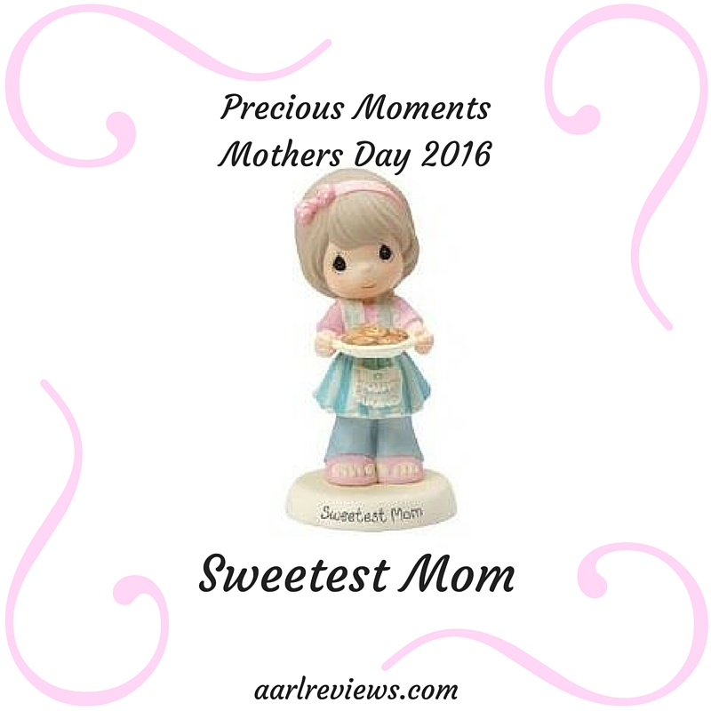 sweetest mom 2016 precious moments figurine giveaway, mother's day gift