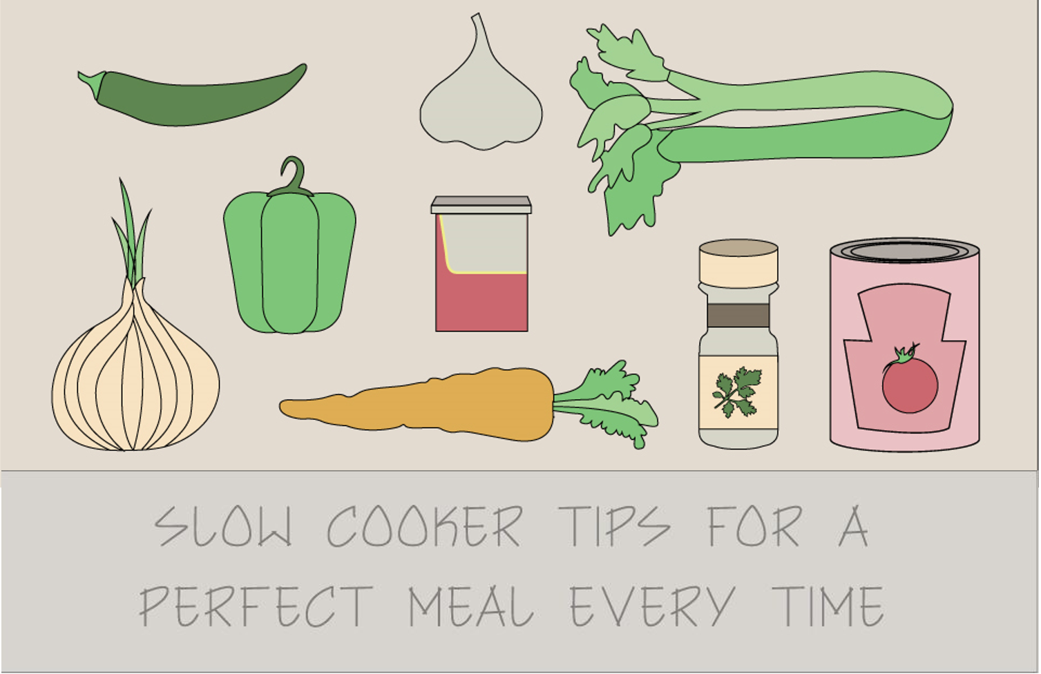 slow cooker tips and healthy recipes
