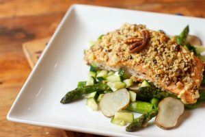 Pecan Crusted Chicken recipe