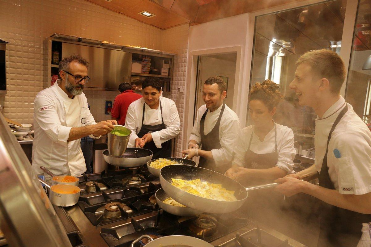 chefs feed the hungry at Rio 2016 Olympics