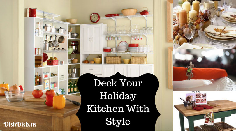 Deck Your Holiday Kitchen with Style
