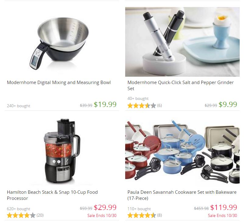 Groupon Goods - Kitchen