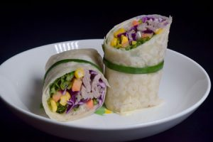 Tortilla Wrap by Unsplash | Packable Lunches