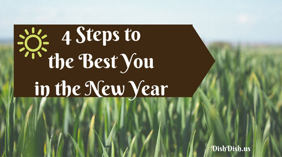 4 steps to the best you in the new year