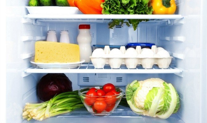 Cleaning the Fridge | How to Turn Fridge Into Nutritional Paradise