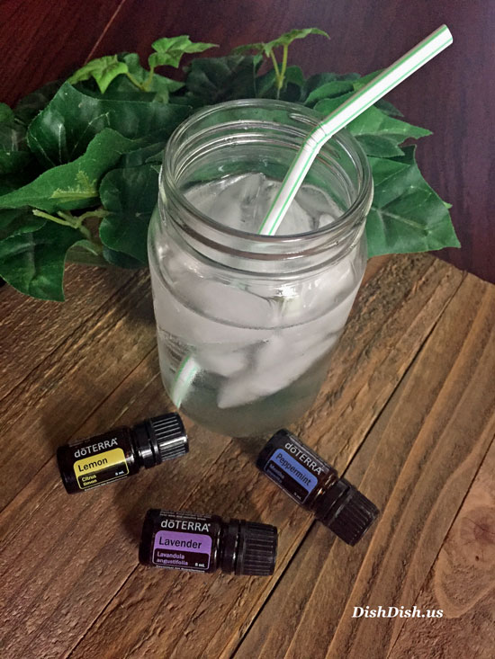 Healthy Ways to Improve Water Taste - Essential Oils
