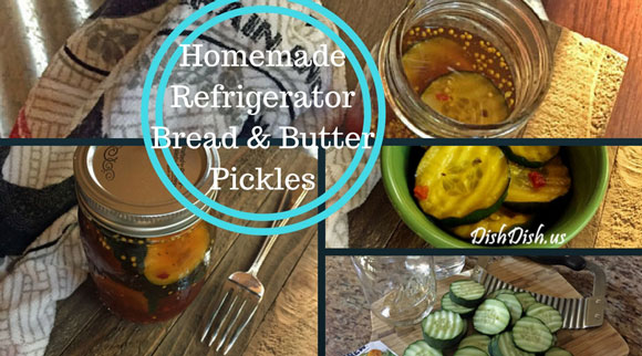 Favorite Bread and Butter Pickles Recipe