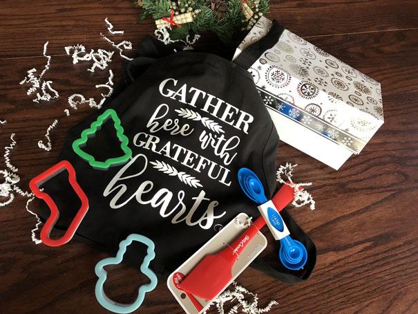 Holiday Baking Gift Set