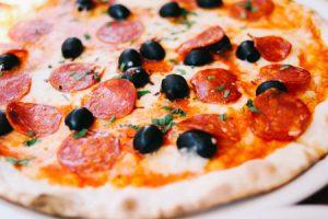 Pepperoni pizza - Unsplash