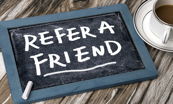 Refer a Friend Program - Dish Dish Deluxe Pro Club