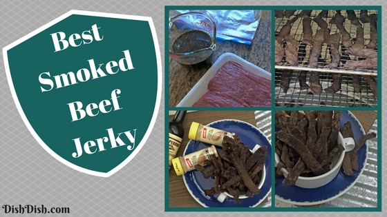 Best Smoked Beef Jerky Recipe