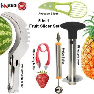 5 Fruit Slicer Set | Summer Days Giveaway Dish Dish