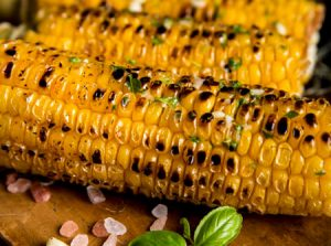 Grilled Corn on the Cob - Unsplash - How to Cook Corn
