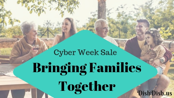 Cyber Week Sale 2018 - Family Recipes, Family Cookbook, Sharing Recipes