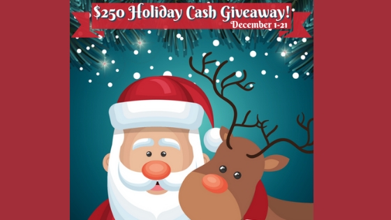 Cash Giveaway for the Holidays | Dish Dish | Hot Cocoa Recipe