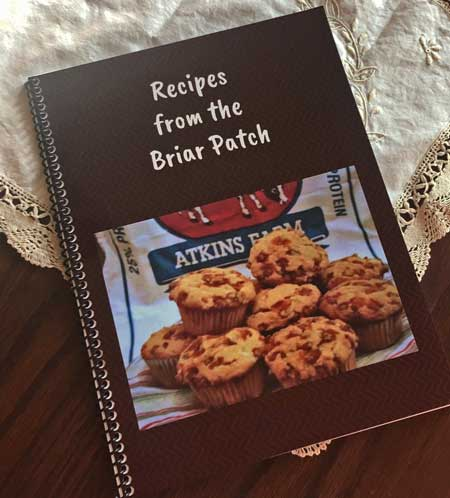 Printed Family or Group Cookbook