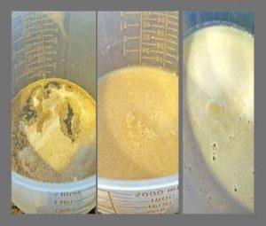 yeast proofing baking hack